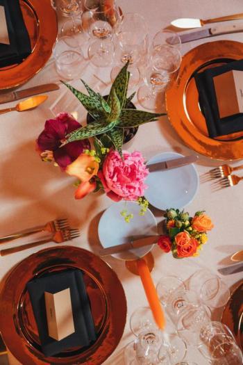 barnwedding mexican thema kleurrijk meubilair trouwfeest in Rozelaar Lochristi