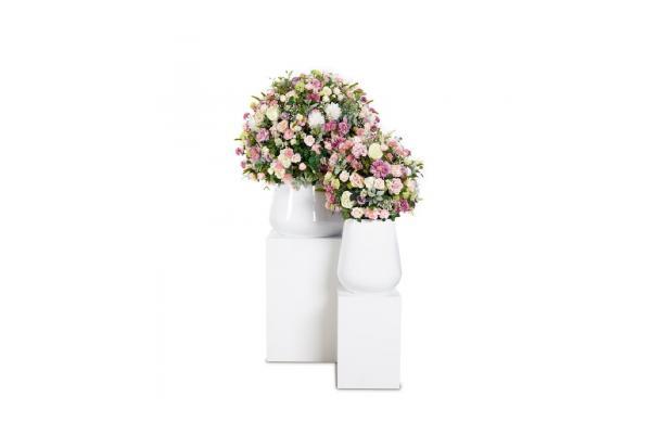 FÆK | Flowers Alice - Big - pastel - bloemen - boeket -  faek - verhuur - evenementen - feest - rental - events - artificieel - artificial