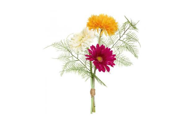 FÆK   Flowers Gerbera - Table small - roze wit oranje - bloemen - boeket -  faek - verhuur - evenementen - feest - rental - events - artificieel - artificial