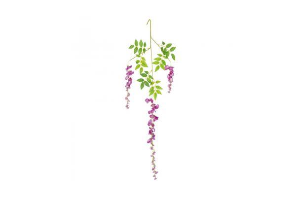 FÆK | Flowers Wisteria fuchsia 60pc - voor bloemenplafond - bloemen  -  faek - verhuur - evenementen - feest - rental - events - artificieel - artificial