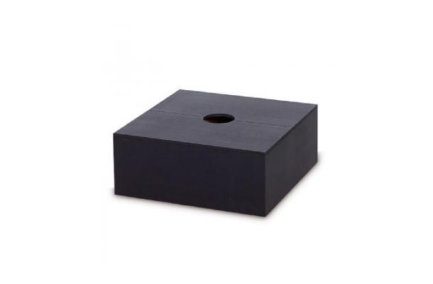 FÆK   Treebox black - zwart - box voor boom - decoratie - faek - verhuur - evenementen - feest - rental - events
