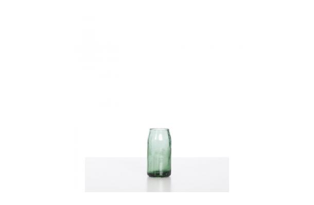 FÆK | Vase Recycled clear - gerecycleerd glas - vaas - decoratie - faek - verhuur - evenementen - feest - rental - events