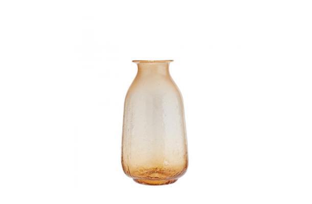 FÆK | Vase Recycled orange - oranje - vaas - decoratie - faek - verhuur - evenementen - feest - rental - events