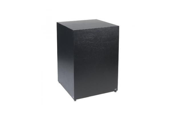 FÆK | Pedestal 75/75/110 black - sokkel - zwart - decoratie - faek - verhuur - evenementen - feest - rental - events