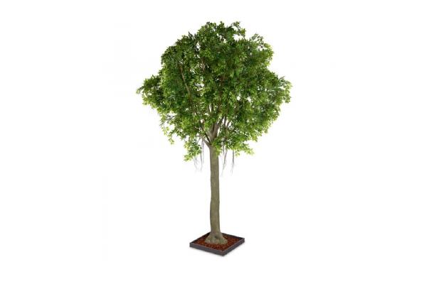 FÆK | Tree Green ficus 450 - groen - boom - tree - faek - verhuur - evenementen - feest - rental - events - artificieel - artificial