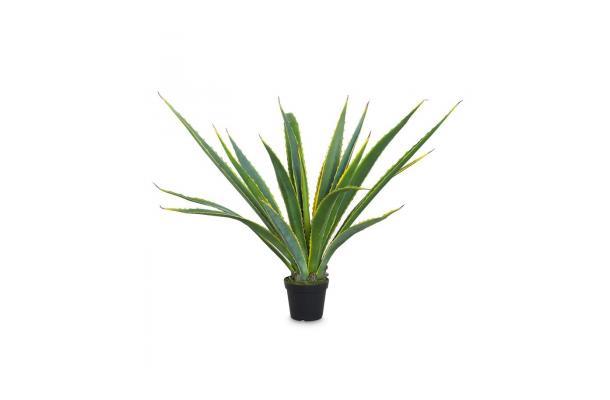 FÆK | Plant Agave yellow-green - geel groen - faek - verhuur - evenementen - feest - rental - events - artificieel - artificial