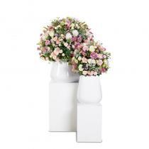 FÆK | Flowers Alice - Medium - pastel - bloemen - bloemstuk -  faek - verhuur - evenementen - feest - rental - events - artificieel - artificial