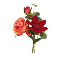 FÆK | Flowers Moulin Rouge - Table small - rood - bloemen - boeket -  faek - verhuur - evenementen - feest - rental - events - artificieel - artificial